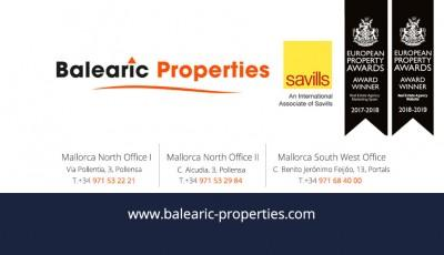 BP and Savills Logo