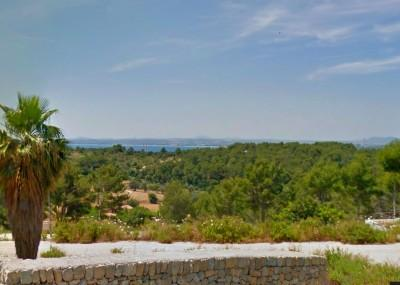 Plot for sale in wonderful Bonaire with bay views