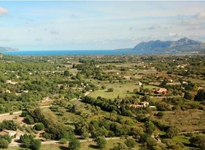 plot for sale pollensa