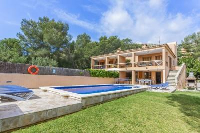 Semi-detached villa for sale in Gotmar, Puerto Pollensa, Mallorca