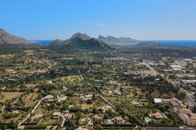 Rustic finca for sale in Pollensa, Mallorca
