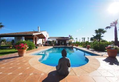 Stylish country finca for sale in Binissalem, Mallorca