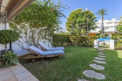 Townhouse with four bedrooms for sale in Bellresguard, Puerto de Pollença, Mallorca