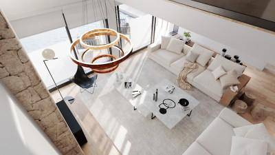 Render Living Room 02
