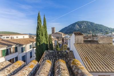 Traditional town house for sale in Pollensa, Mallorca
