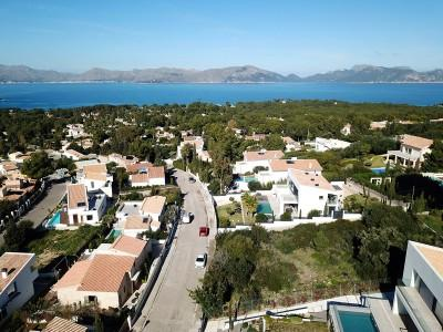 Plot with project for sale in Bon Aire, Alcúdia, Mallorca
