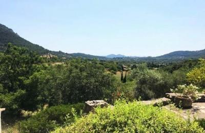 Wonderful country finca with tennis court for sale in Pollensa, Mallorca
