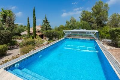 Rustic countryside property for sale in Sencelles, Mallorca