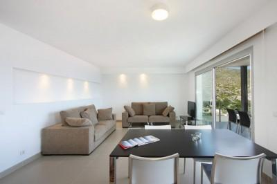 Contemporary sea view apartment for sale near the beach in the north of Mallorca