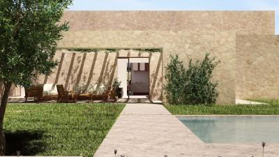 Render House and Garden
