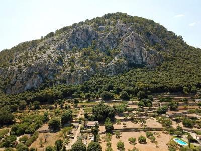 Rustic finca from the 1940s for sale in Pollensa, Mallorca