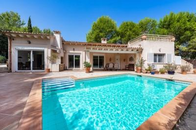 Contemporary three bedroom villa for sale in Bon Aire, Alcúdia, Mallorca