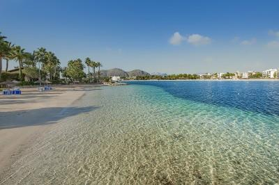 Beach of Port Alcudia 3