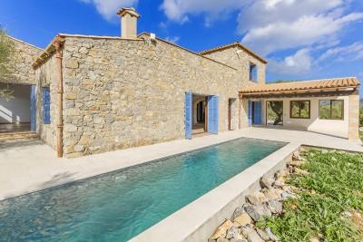 Mallorcan finca with amazing views for sale near Artà, Mallorca