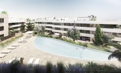Newly built luxury apartments for sale in Son Quint, Palma
