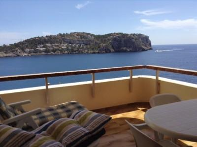 Lovely apartment for sale in a community with direct sea access, Puerto Andratx, Mallorca