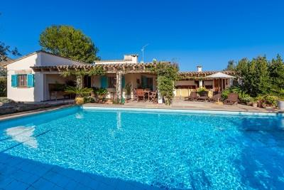 Pretty country villa for sale in Pollensa, Mallorca