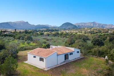Finca to be completed for sale near Pollensa, Mallorca
