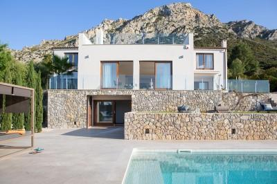 Impressive estate for sale in a completely natural environment between Colonia San Pere and Betlem, Mallorca
