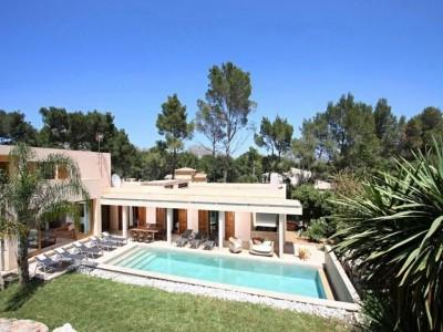 Great and modern villa fully furnished in Puerto Pollensa, Mallorca