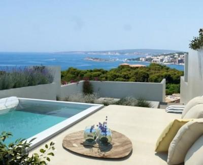 Penthouse for sale in Palma, Mallorca