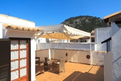 Large town house for sale in Pollensa, Mallorca