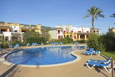 Apartment with community pool for sale in Bendinat,, Mallorca