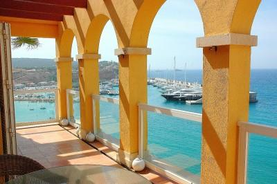 Penthouse for sale in Port Adriano, Mallorca