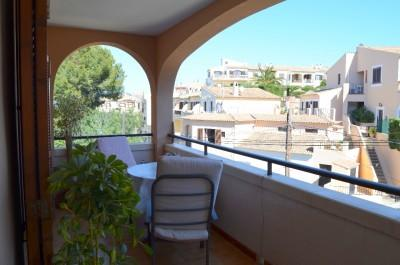 Cosy apartment for sale in Santa Ponsa with parking, Mallorca
