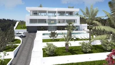 Villa project for sale in Southwest of Mallorca