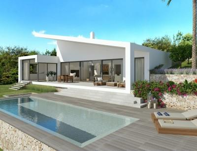 Villa for sale in south-west of Mallorca