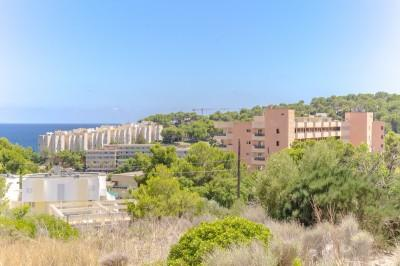 Plot for sale in Cala Vinyes, Mallorca