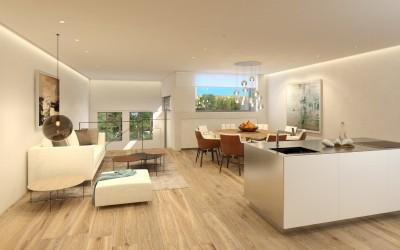 Ground floor duplex apartment in Santa Catalina, Palma