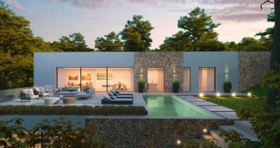 Newly built villa for sale in Costa de la Calma, Mallorca
