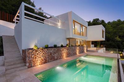 Splendid designer villa for sale in Bunyola, Mallorca