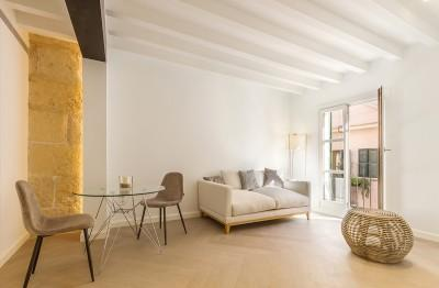 Renovated apartment for sale in Palma, Mallorca