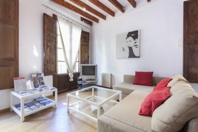 Apartment with walking distance to sea for sale in Palma, Mallorca