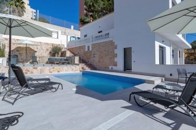 3 apartments for sale in a peaceful area of San Augustin, Mallorca