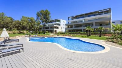 Luxury apartment with sea view for sale in Santa Ponsa, Mallorca