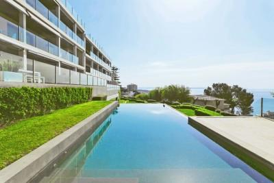 Modern sea view apartment for sale in Sant Agustín, Palma, Mallorca