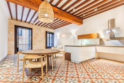 Stylish apartment for sale in the centre of Palma, Mallorca