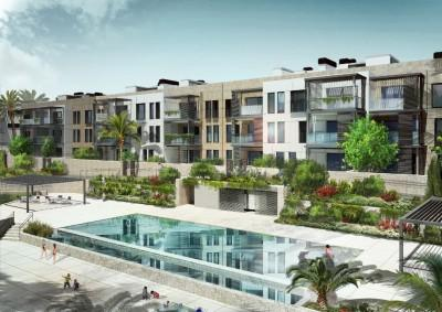 Brand new apartment for sale on an exclusive complex in Son Vida
