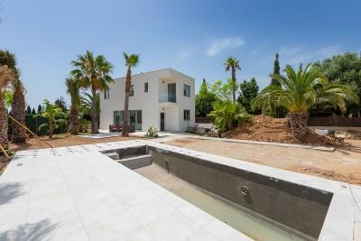 Beautiful newly built villa for sale near Pollensa, Mallorca