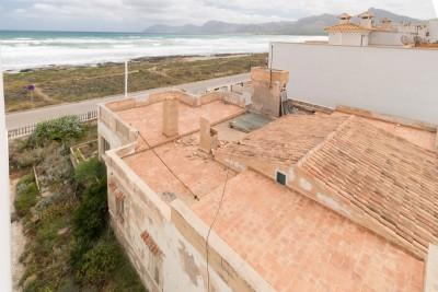 Frontline investment Project for sale in Son Serra de Marina