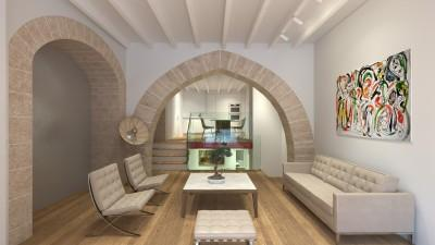 Fabulous apartment for sale in the centre of Palma, Mallorca
