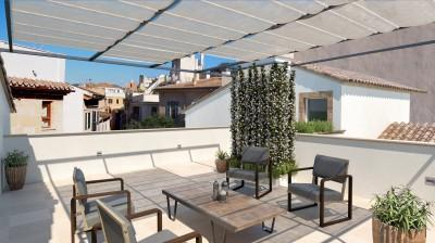 New penthouse for sale in the centre of Palma, Mallorca