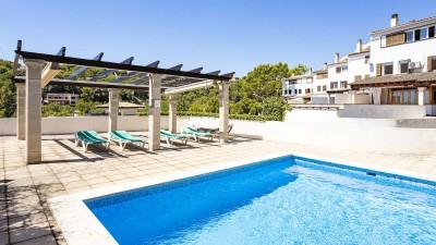 Sea view town house for sale in Cas Catala, Mallorca
