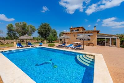 Wonderful country property for sale in Felanitx, Mallorca