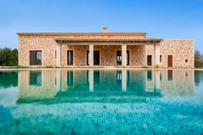 Brand new country house for sale near the town of Campos, Mallorca