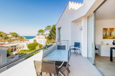 Ideal holiday home with sea views in Cala San Vicente, Mallorca